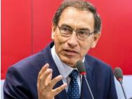 Martín Vizcarra Responds to Call from Opposition to Renounce Vice Presidency
