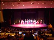 "Embassy of South Korea in Lima Sponsors ""Millennium Dance"""