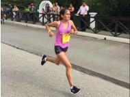 Peruvian Athlete Takes Home First Prize in International Half Marathon