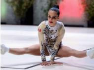 Peruvian Gymnasts Win Gold Medals in London