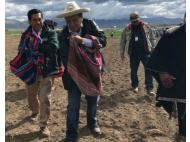 US$ 57 Million Agriculture Program to Reduce Rural Poverty by Half in Peru
