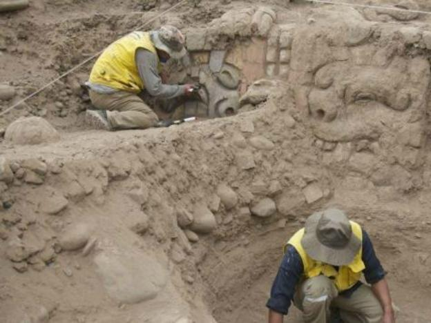 Huaca Garagay in Lima: The Past Among the Present (VIDEO)