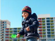 Living Strong Abroad: Focus on Our Children